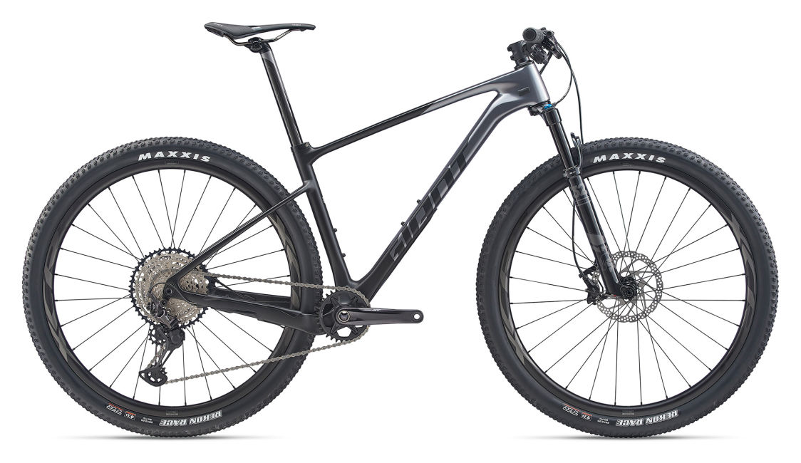 Mountainbikes van Giant